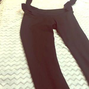 Demi Lovato Fabletics yoga overalls Sz XS